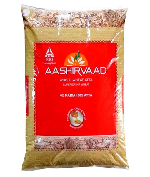 Aashirvaad chakki atta 10kg city of spices we add for Aashirwad indian cuisine