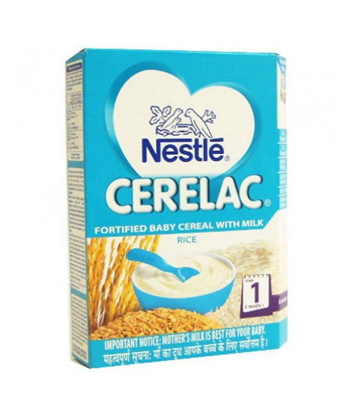 Nestle Cerelac Infant Cereal 300g - City of Spices - We ...